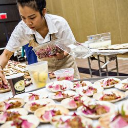 Sunday brunch in the works on the final day of the Atlanta Food & Wine Festival.