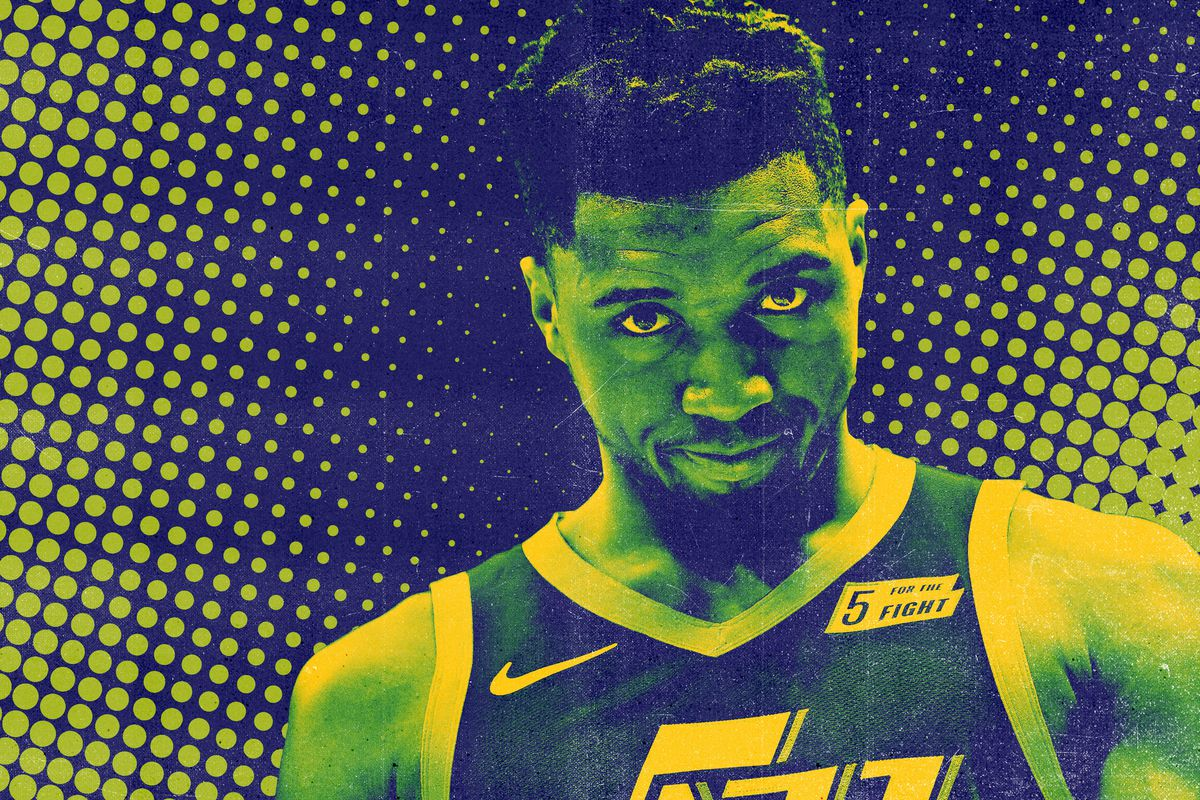 more photos 91889 3ad03 Boys, Bye: Can the Jazz Put the Right Pieces Around Donovan ...