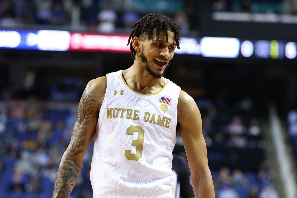 NCAA Basketball: ACC Tournament-Boston College vs Notre Dame