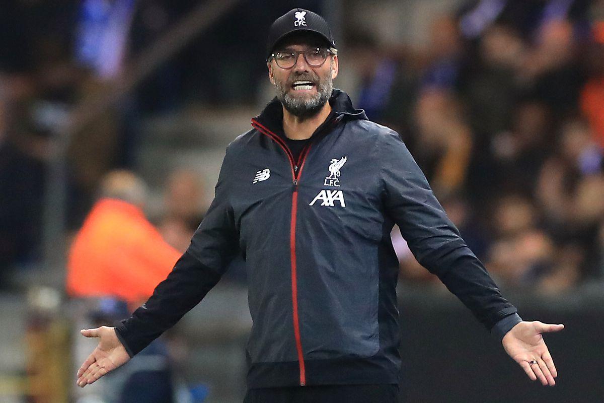 KRC Genk v Liverpool - UEFA Champions League - Group E - Luminus Arena