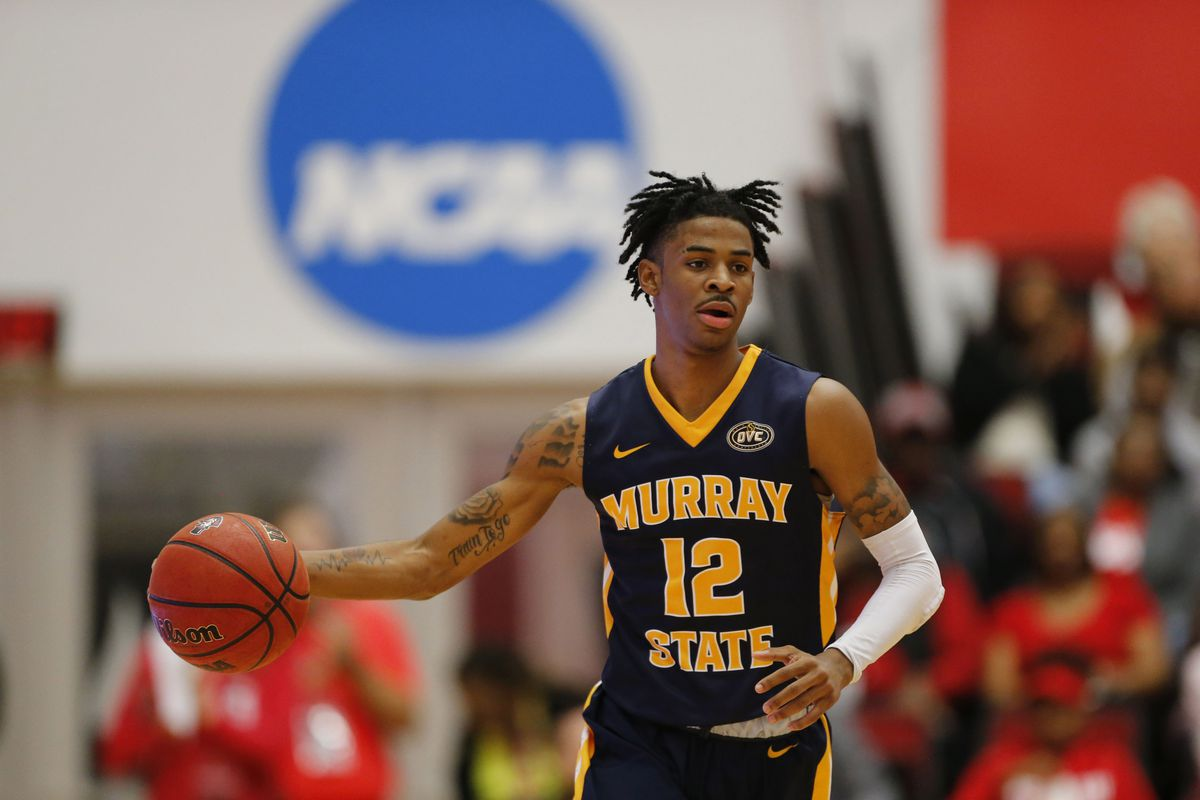 online store 4365f 93813 2019 NCAA Tournament: Taking a look at Murray State - Big ...