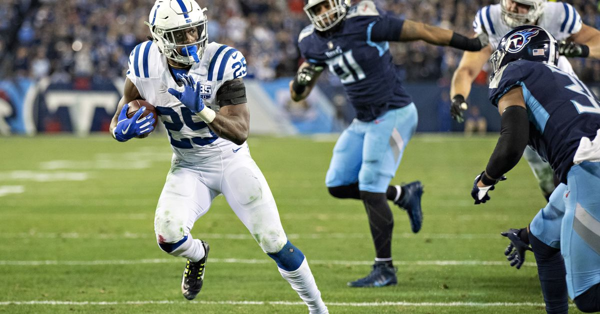 Colts News: Colts Aim for Top-Five Rushing Offense in 2019