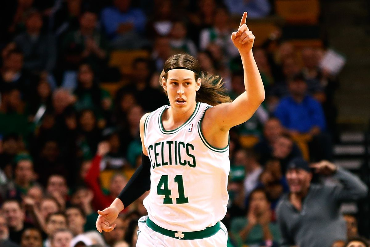 Kelly Olynyk has had an up-and-down rookie season.