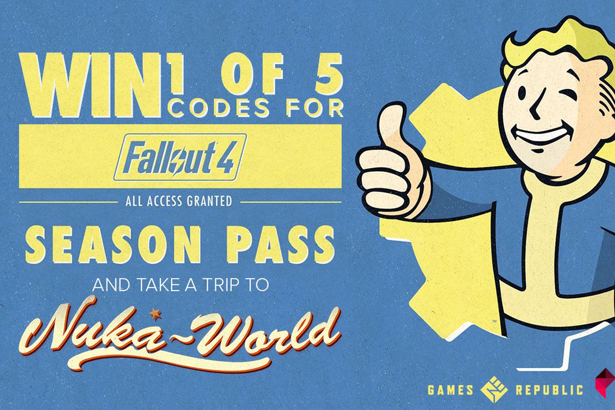 Fallout 4 season pass giveaway - Polygon