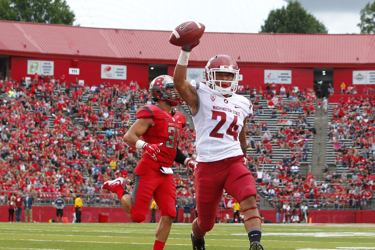 Washington State v Rutgers