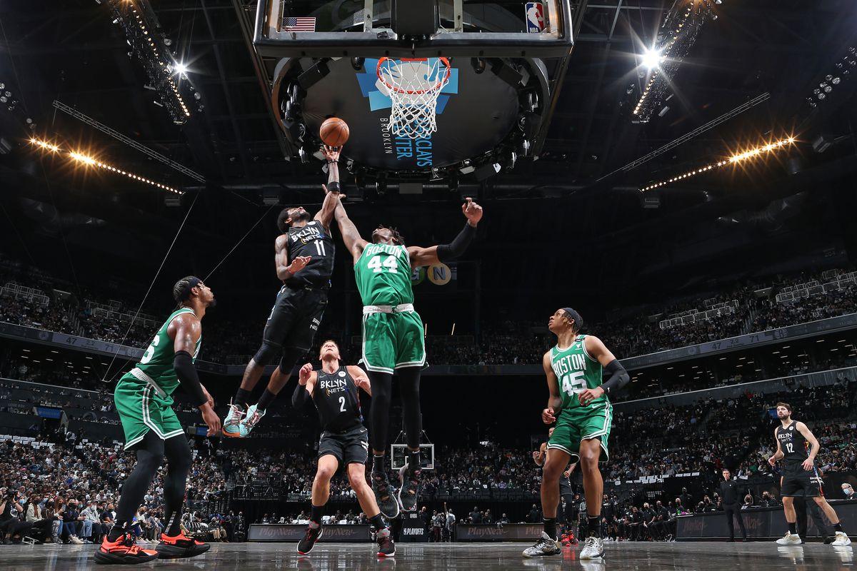 2021 NBA Playoffları - Boston Celtics - Brooklyn Nets