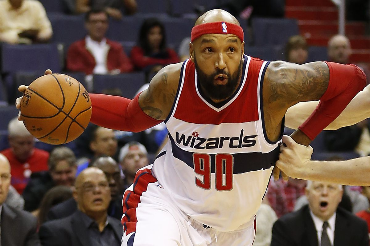 Can the Wizards more out of Drew Gooden Bullets Forever