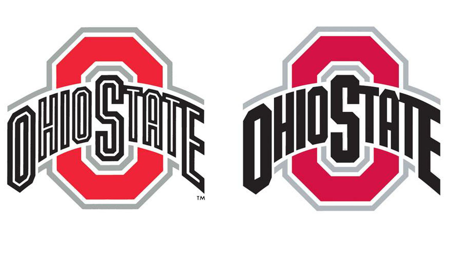 New Ohio State Logos Cost School 45 000 Land Grant Holy Land