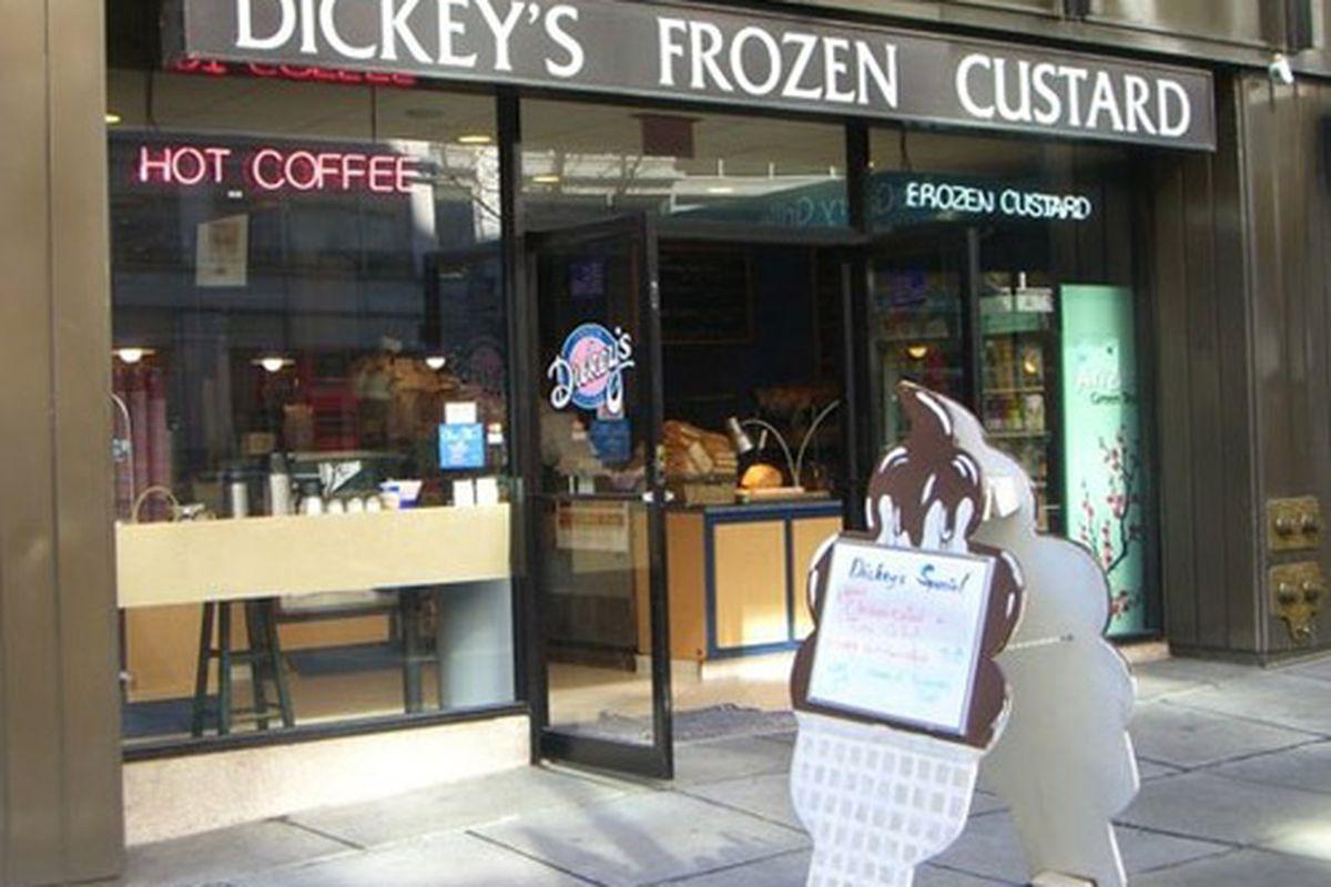 Dickey's Frozen Custard
