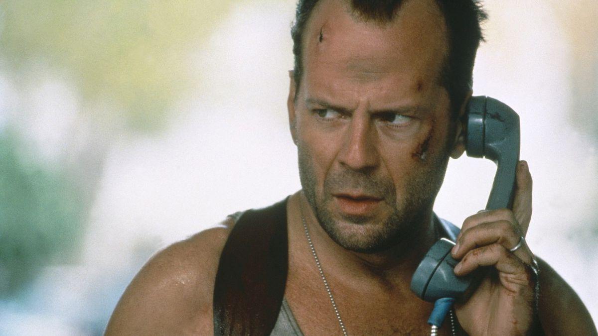 Bruce Willis as John McClane in the Die Hard film franchise