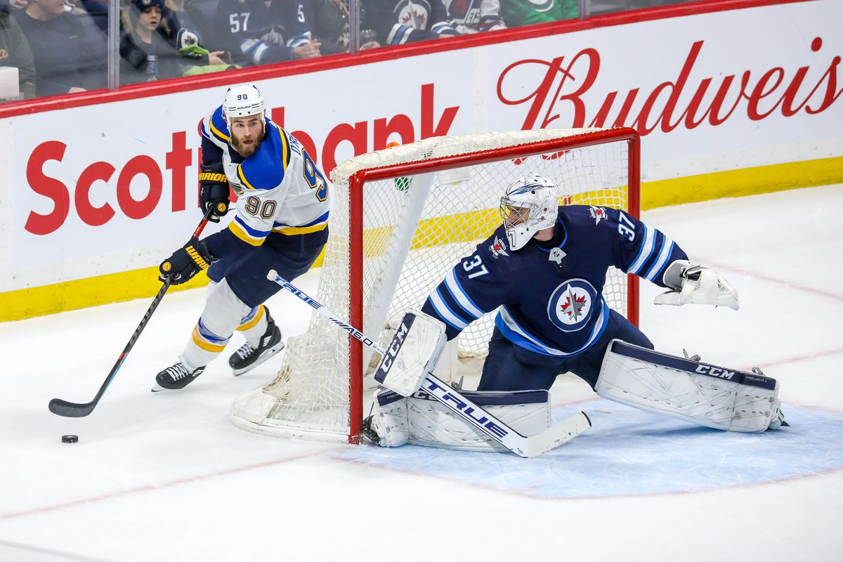 Blues at Jets Preview: Finish the roadtrip