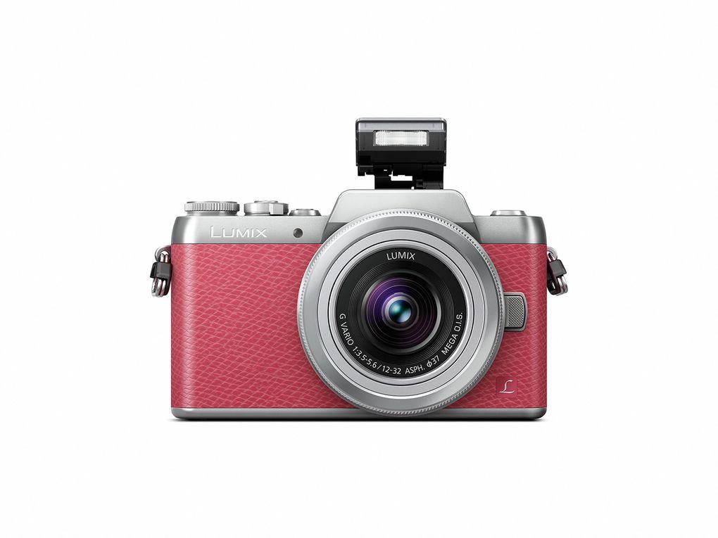 Panasonic 39 s mirrorless lumix gf7 is a 600 selfie shooter - Lumix classic ...