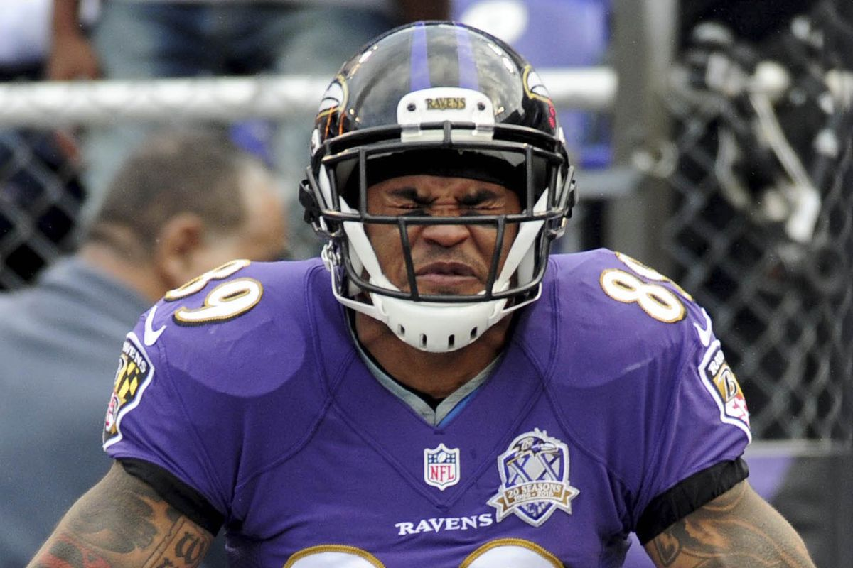 Steve Smith Injury  Ravens wide receiver possibly eyeing return in 2016 c39bb3d1d75b