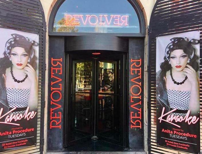 Moritz Bar hosts a gay night on Mondays