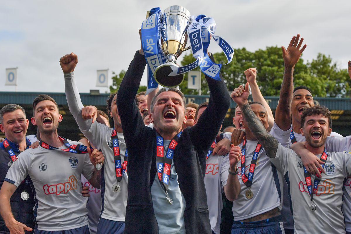 Bury v Port Vale - Sky Bet League Two - Gigg Lane