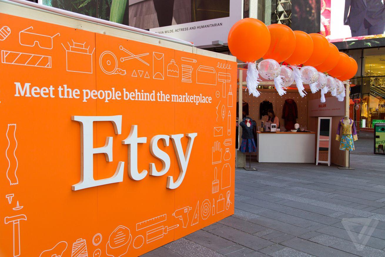 Etsy stock