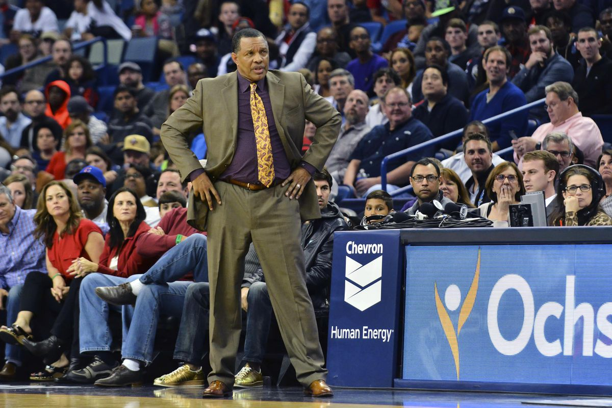 The Many Faults Of Alvin Gentry But Also A Detailed List Of