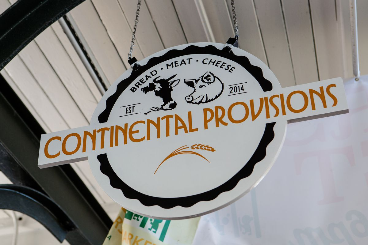 Behold The Cheese Case at Continental Provisions, Now Open In The Quarter