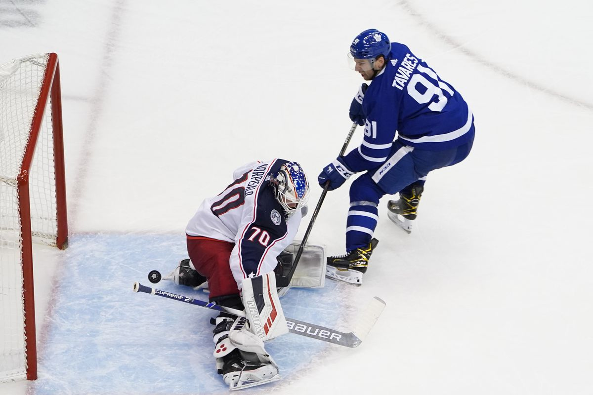 Leafs Vs Blue Jackets Game 3 Gdt Pension Plan Puppets