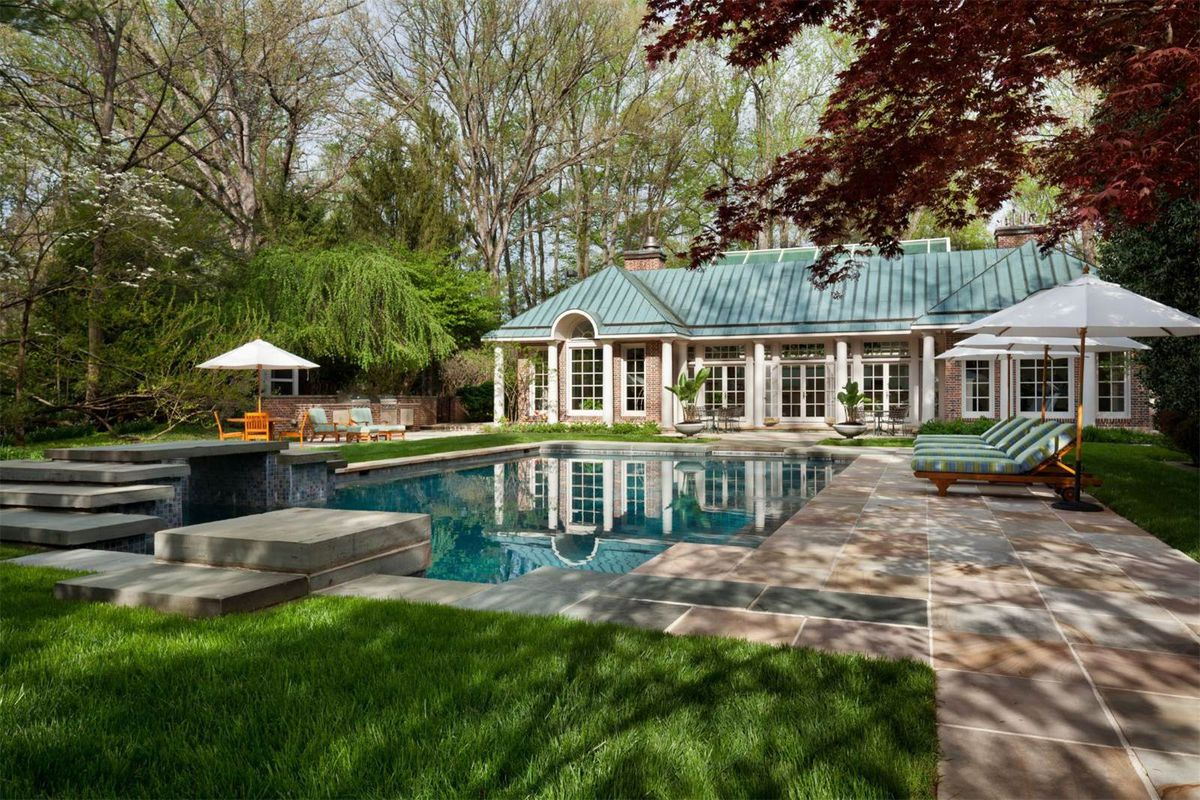 Merrywood Jackie Kennedy S Childhood Home Goes On The