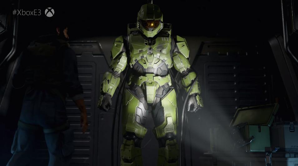 Halo Infinite: E3 trailer and release date - The Verge