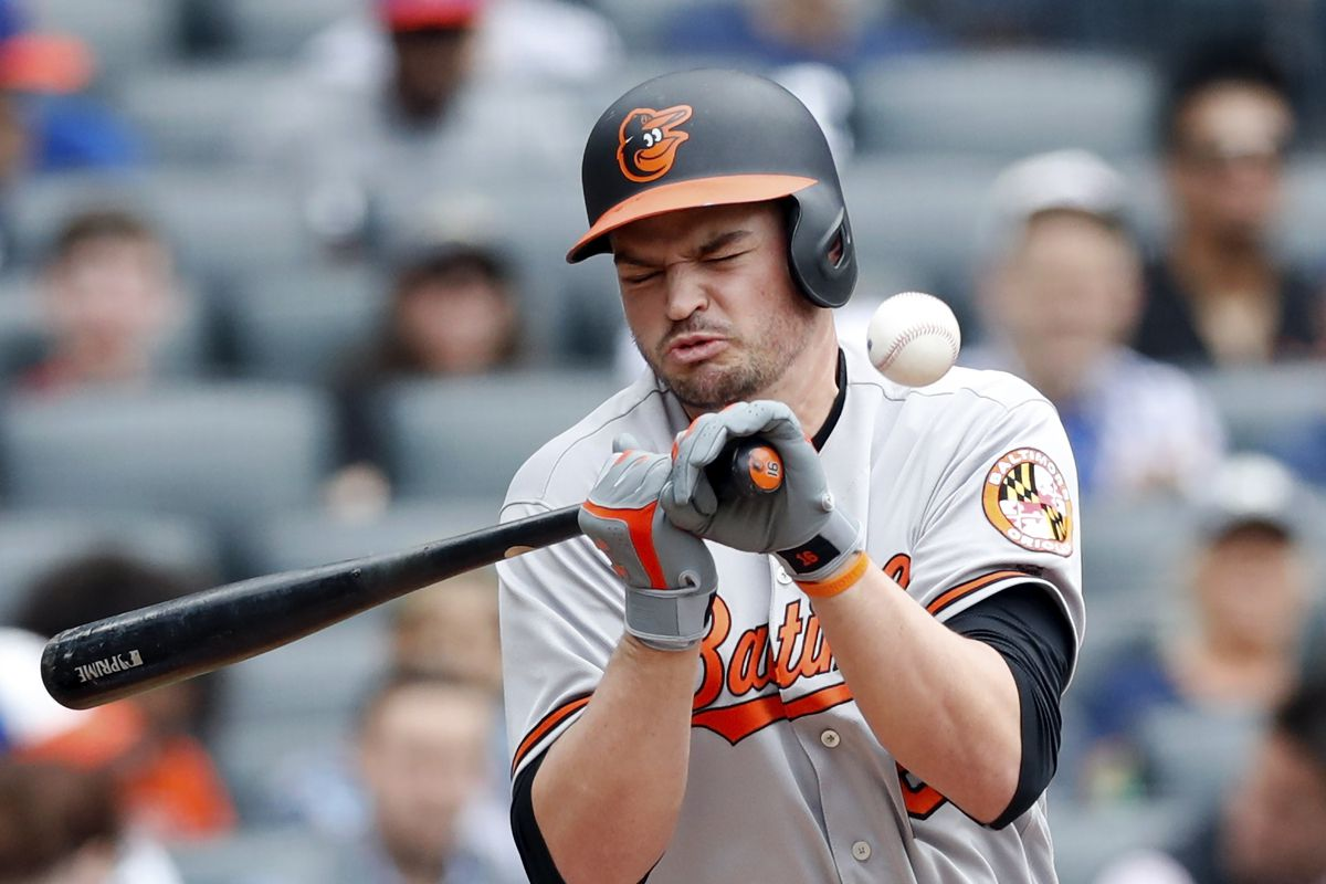 Image result for trey mancini