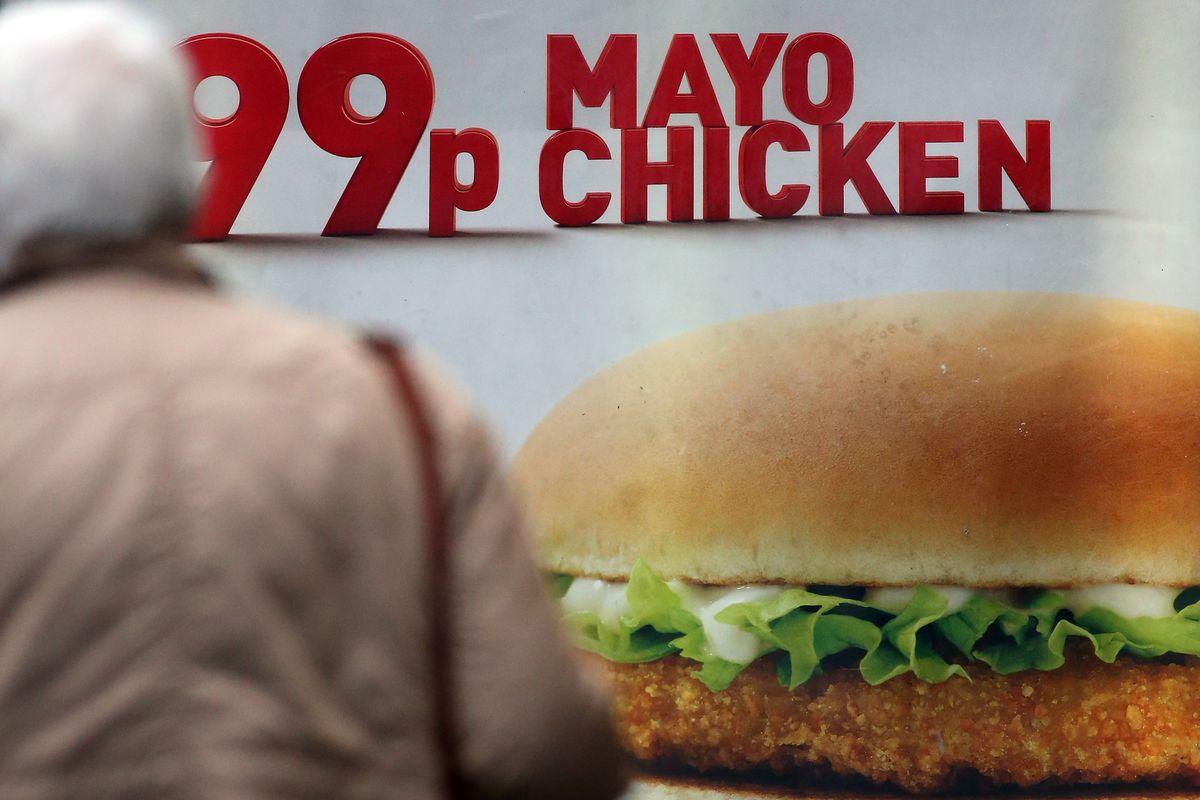 Tfl Junk Food Advertising Ban From Sadiq Khan Affects