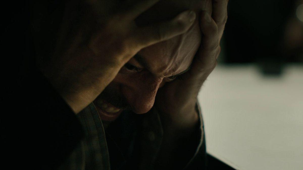 True Detective season 3 episode 6 Tom screaming