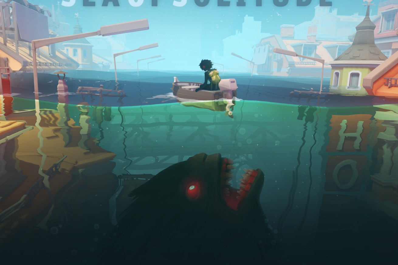 sea of solitude s haunting trailer is about humans who turn into monsters