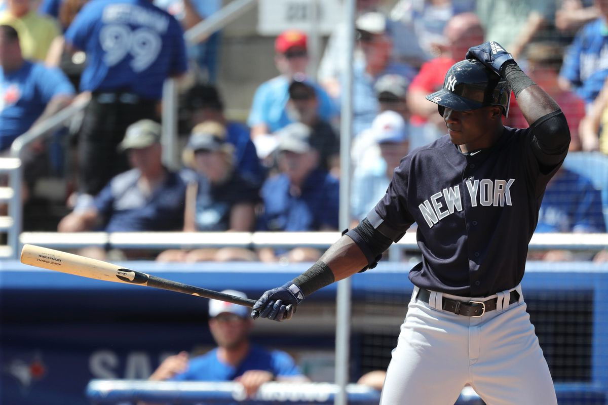 Yankees Prospects: Estevan Florial, Clarke Schmidt take the next steps