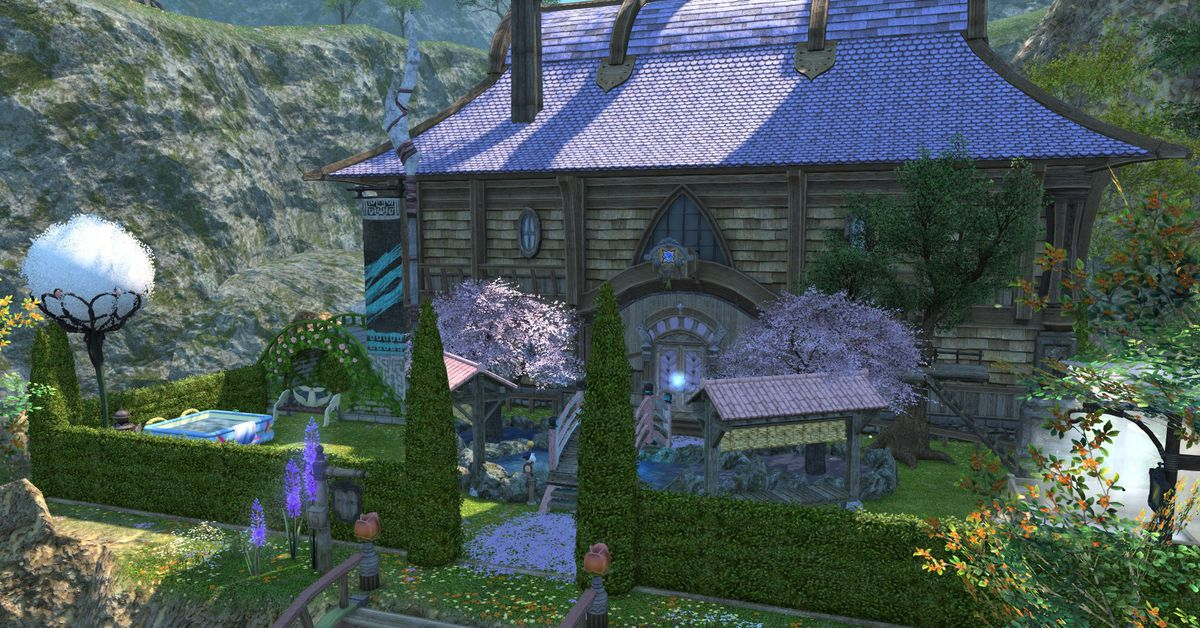 Final Fantasy 14 is addressing its housing problem