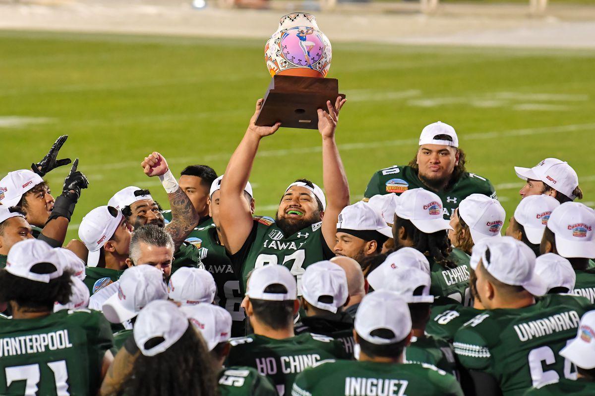 NCAA Football: New Mexico Bowl-Hawaii at Houston