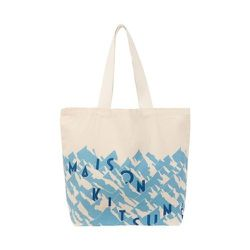 """<strong>Maison Kitsuné</strong> Mountain Shopping Bag, <a href=""""https://www.facebook.com/pages/Maison-Kitsune-New-York/272380076190515"""">$49</a> at Maison Kitsuné at the NoMad Hotel"""