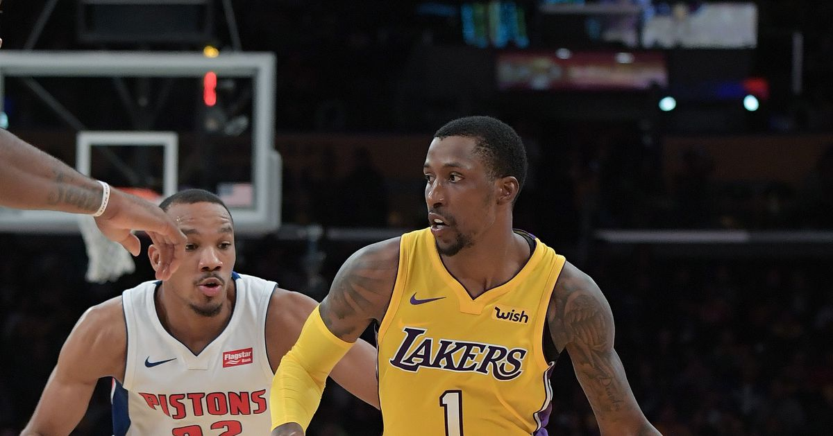 Pistons Vs Lakers: Pistons Vs. Lakers Preview: Detroit Welcomes Back