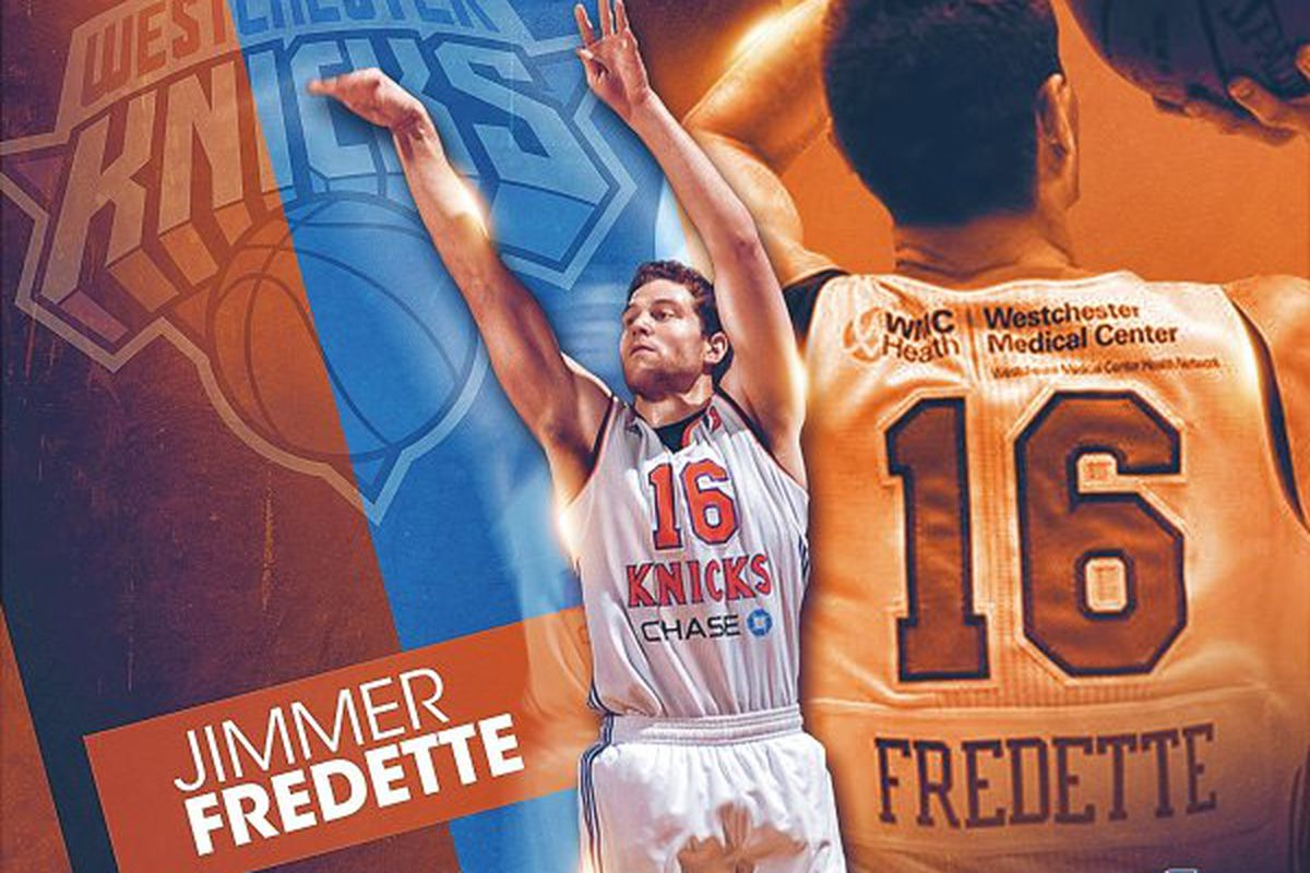 best sneakers bf5ba 1f9bc Jimmer Fredette named NBA D-League all-star - Vanquish The Foe