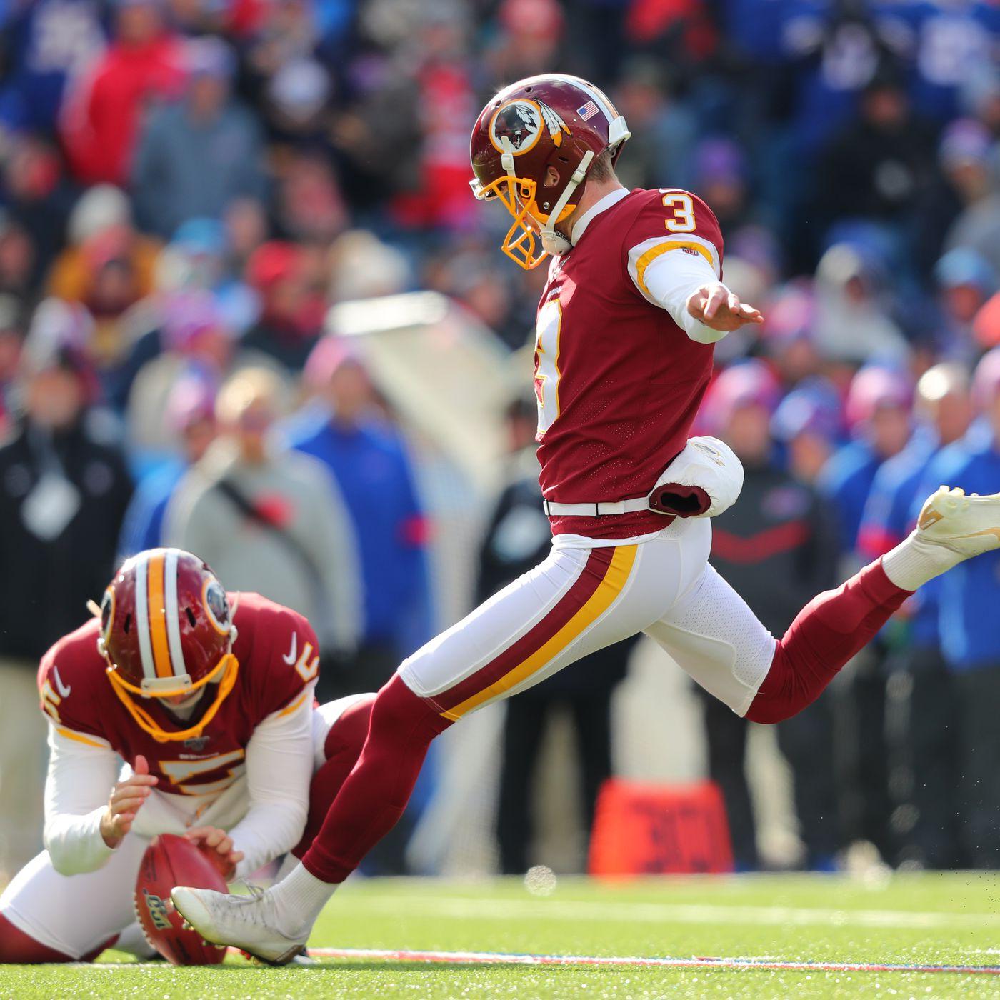 Washington Football Team vs Detroit Lions Inactives: Dustin ...