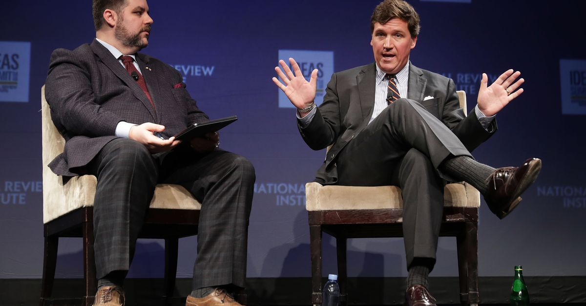 Tucker Carlson on why conservatives should crack down...