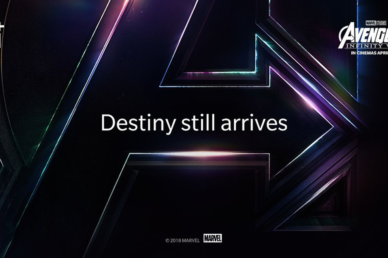 oneplus is releasing an avengers themed oneplus 6 in india