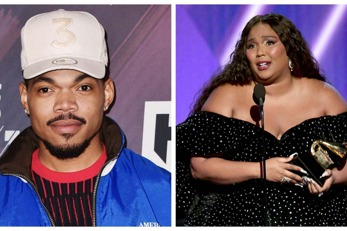 Chance The Rapper and Lizzo