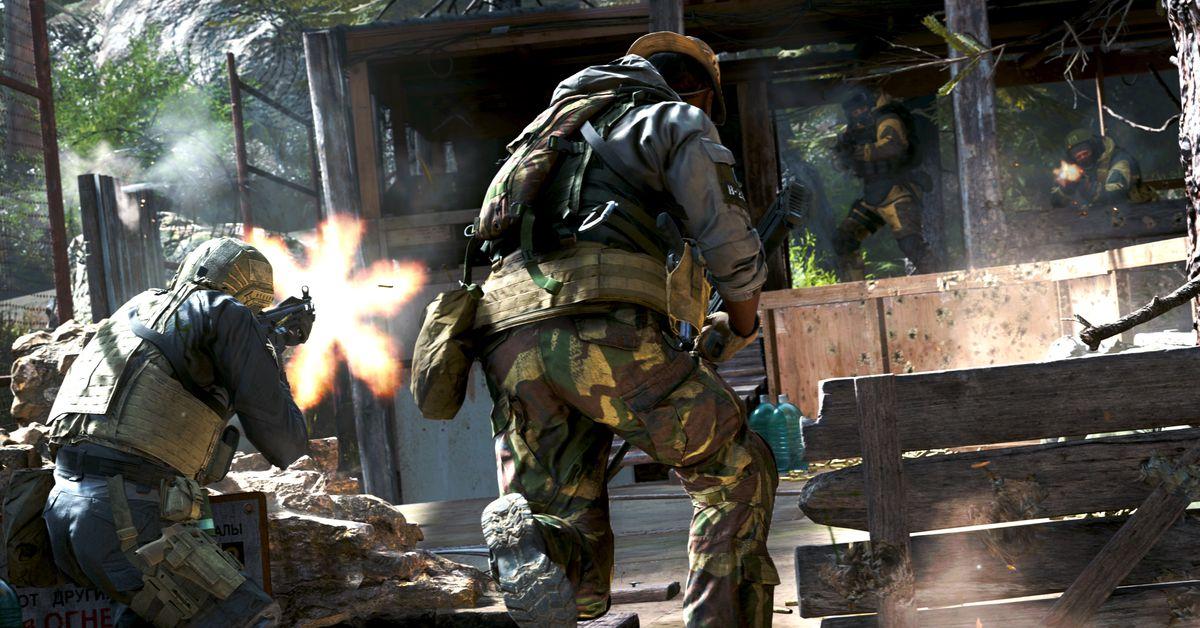 Call of Duty: Modern Warfare 2v2 Gunfight mode gameplay video released