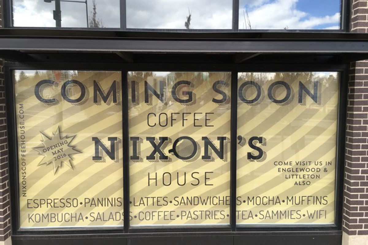 Nixon's Coffee House Coming To Platte Park Neighborhood