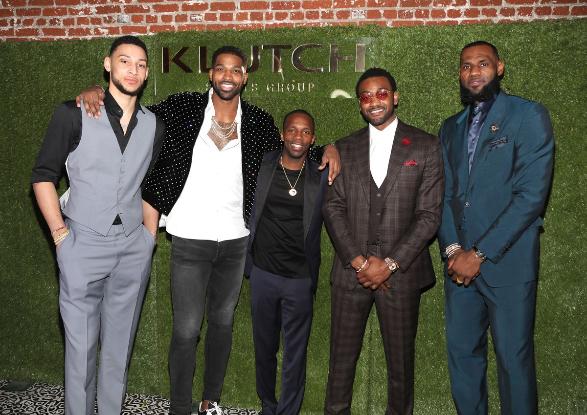 """Klutch Sports Group """"More Than A Game"""" Dinner Presented by Remy Martin"""