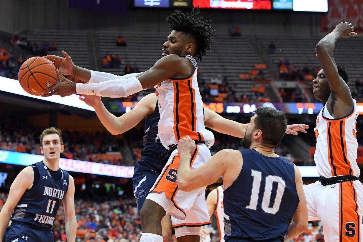 NCAA Basketball: North Florida at Syracuse