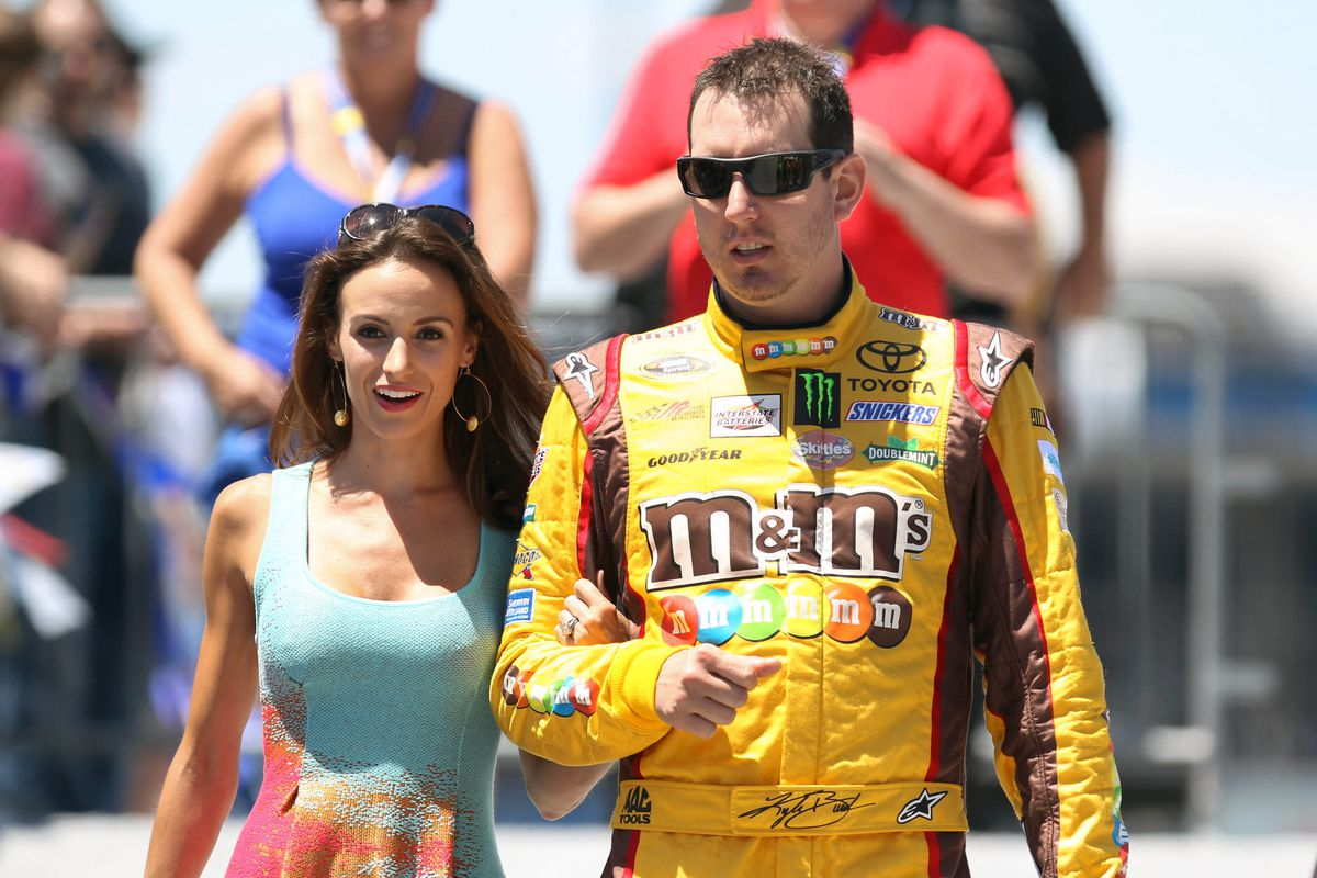 NASCAR driver Kyle Busch, wife welcome baby boy - SBNation.com