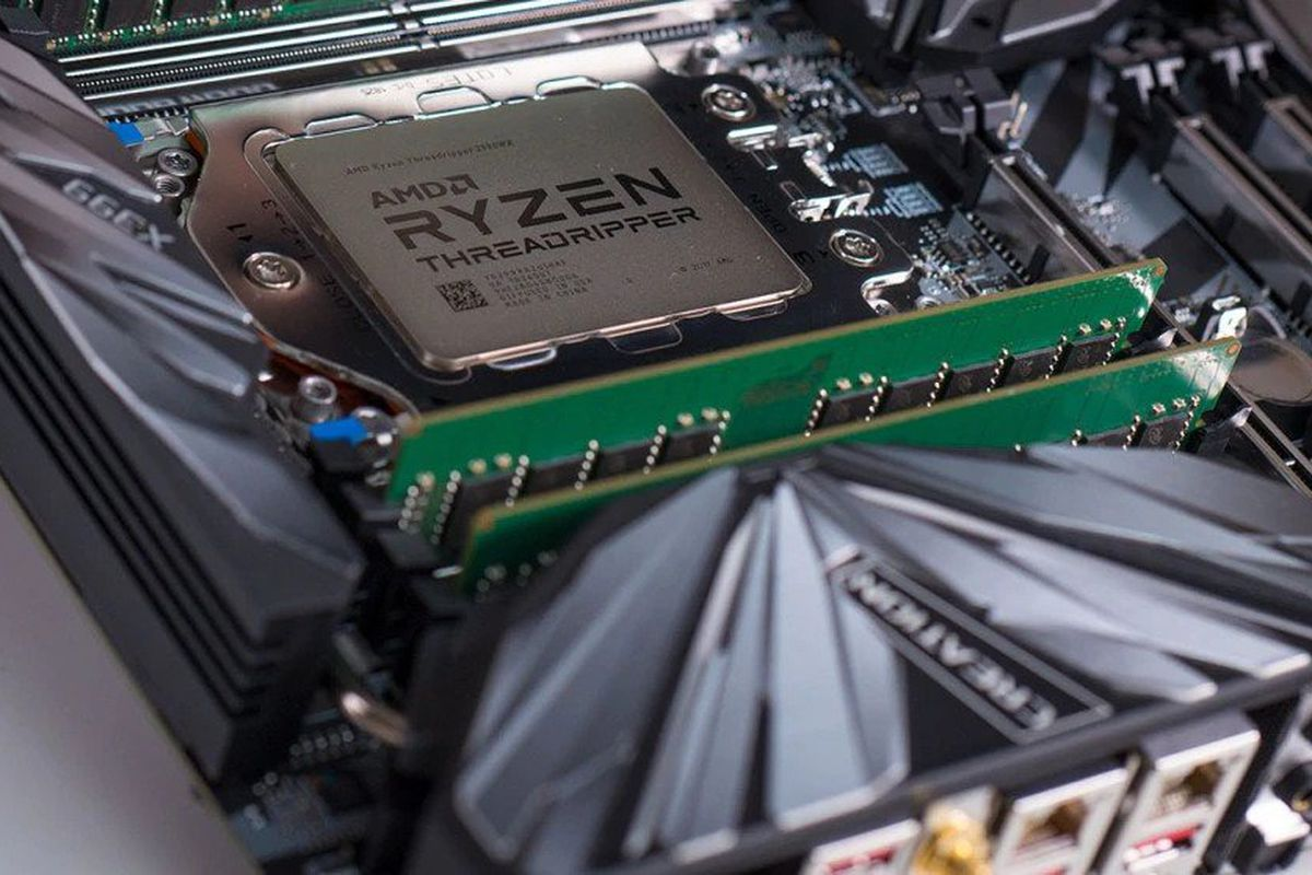 Amd Confirms 64 Core Threadripper 3990x For 2020 The Verge