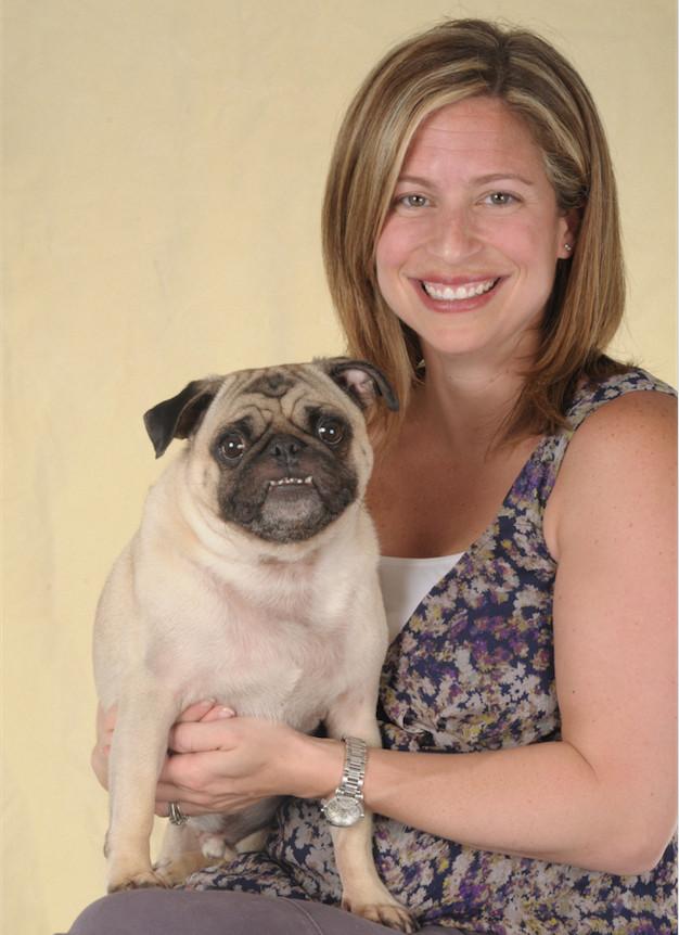 Dr. Natalie Marks, medical director of Blum Animal Hospital.   Provided