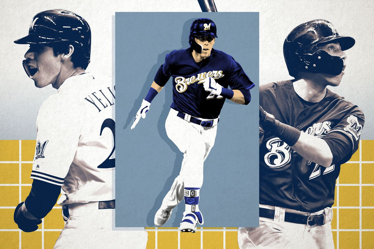 dba3157cd Christian Yelich and His Home Runs Are Reaching Heights Few Others ...