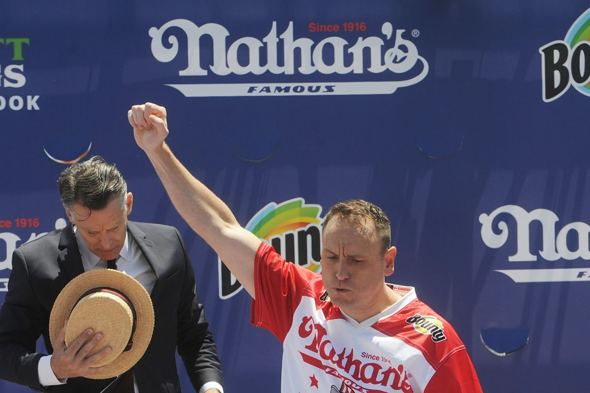 2021 Nathan's Famous International Hot Dog Eating Contest