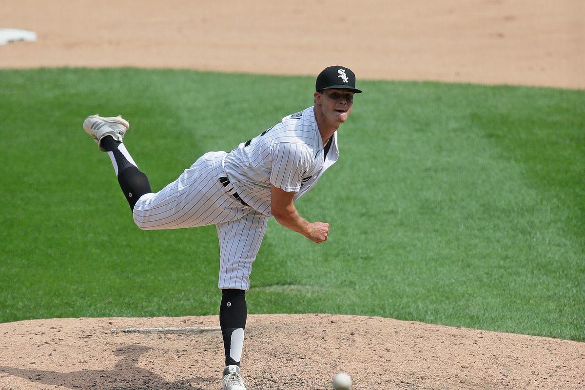 The White Sox' Zack Burdi has a 2.25 ERA in four appearances.
