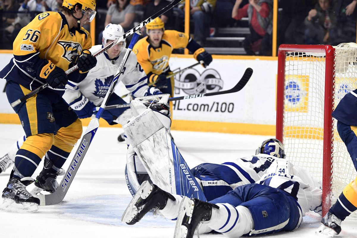 new product 593fa b4c79 Behind Enemy Lines: Previewing the Toronto Maple Leafs ...